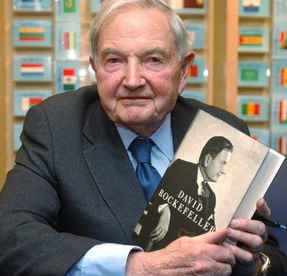 Addio a David Rockefeller banchiere