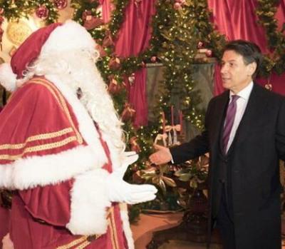 Missione Natale secondo Conte. Ecco come sarà la festività più amata dagli Italiani