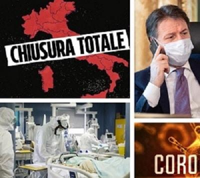 Quanti lockdown in italia? Storia del Covid dal DPCM dell'8 Marzo 2020 che fermò la nazione