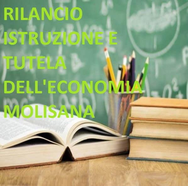Rilancio dell'Istituzione e tutela dell'economia. Il progetto del Presidente Micone per il Molise