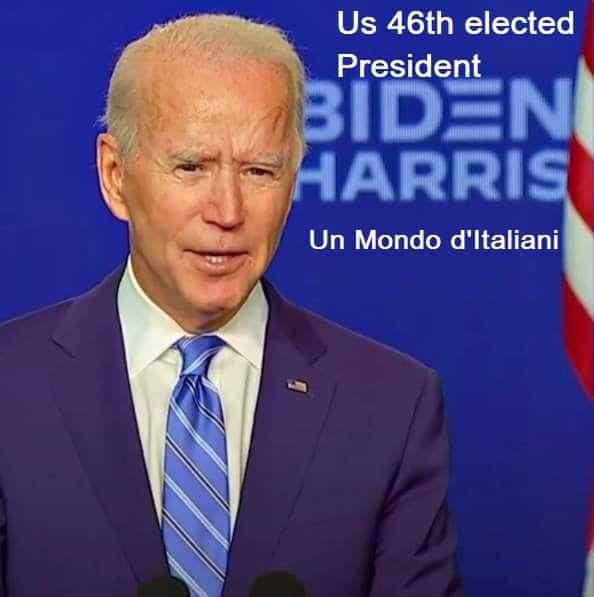 Us Election Biden presidente: il 46esimo dal 1789. Con lui Kamala. La moglie italiana e il Vaticano
