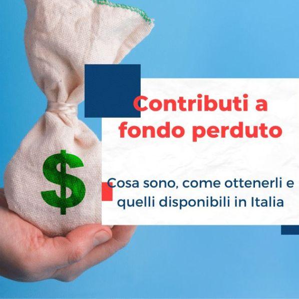 Contributi a fondo perduto, 130 codici Ateco riceveranno il bonus