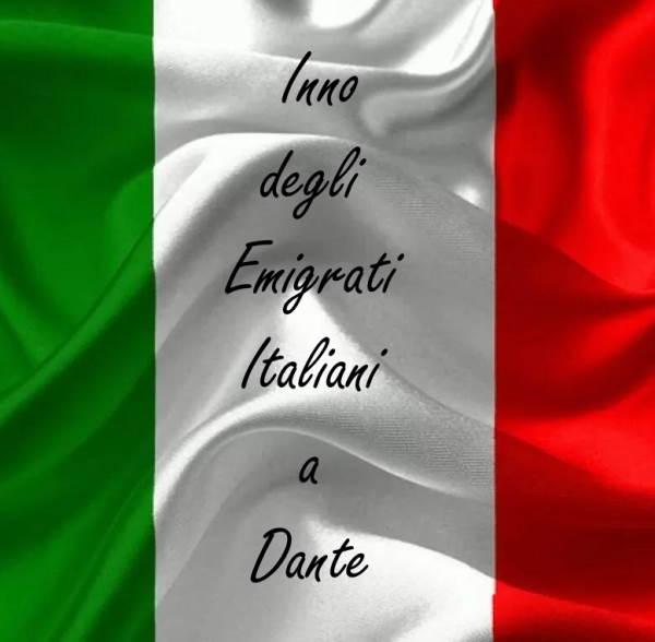 Inno degli Emigrati Italiani a Dante - Pascoli