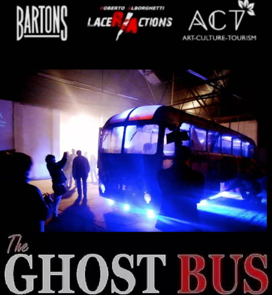 Roberto Alborghetti - The Ghost Bus