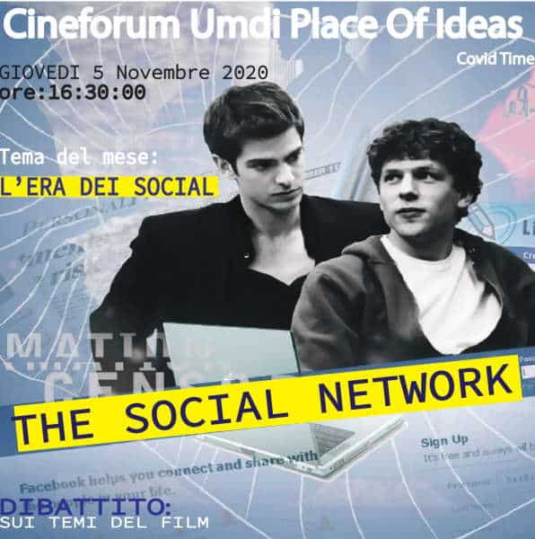 The Social Network Cineforum Umdi