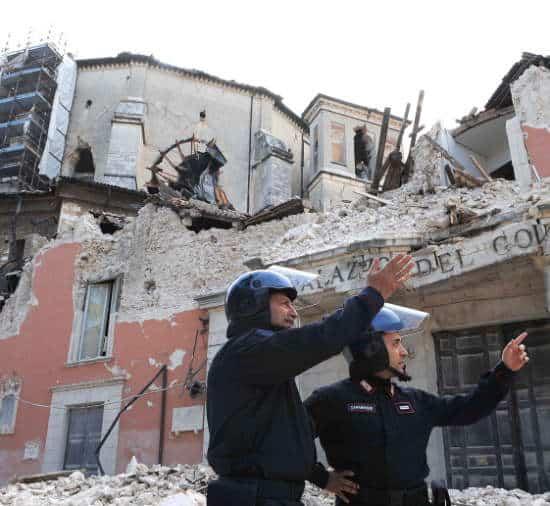 275 morti accertati terremoto