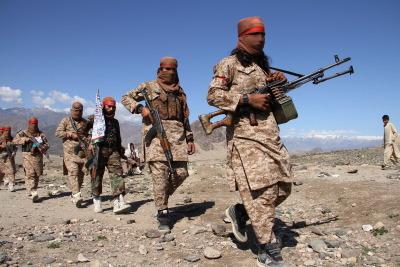 AFGHANISTAN-MORTO