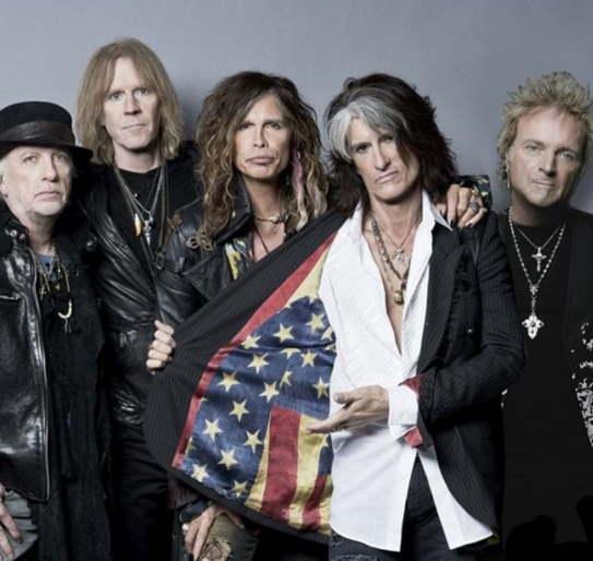 Aerosmith tour di addio