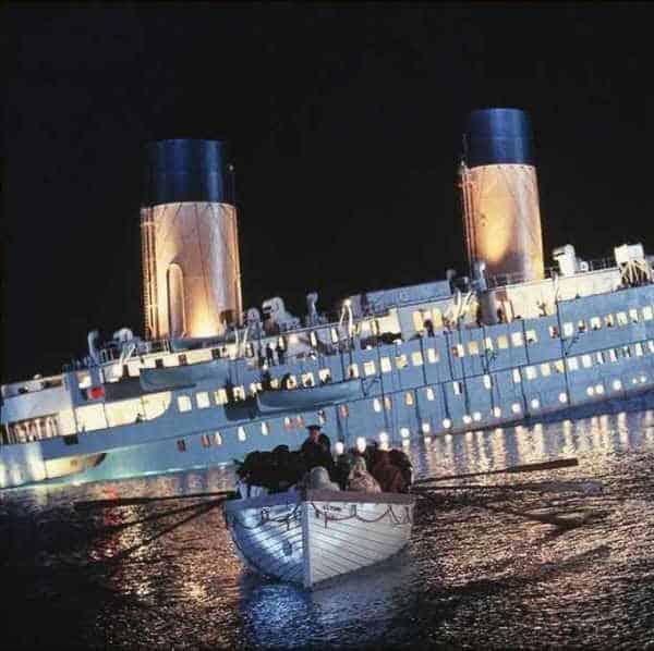 Affondamento Titanic nuova teoria