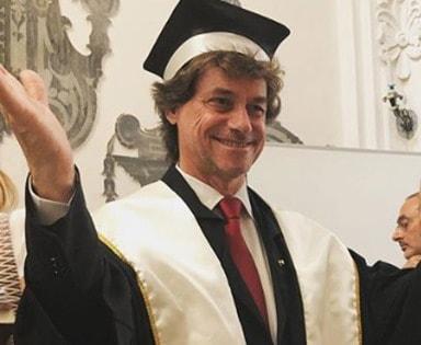 Alberto Angela riceverà la laurea honoris causa in Archeologia