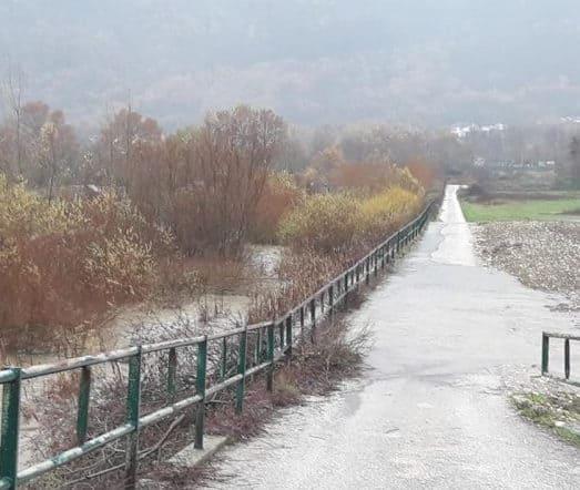 Allerta rosso in Molise: preoccupazione per le piogge torrenziali dalla Protezione Civile