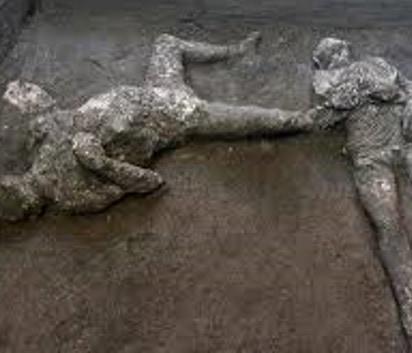Altri corpi a Pompei, la scoperta recente nella città distrutta nel 79 d.C
