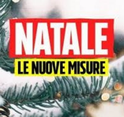 Natale coprifuoco alle 18. Italia tutta in zona rossa, la stretta del governo per bloccare cene e veglioni