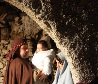 San Polo Matese: in 3000 per assistere al Presepe Vivente