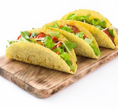 Tacos vegani acon funghi e patate. Ottimi in qualsiasi occasione, ecco come prepararli