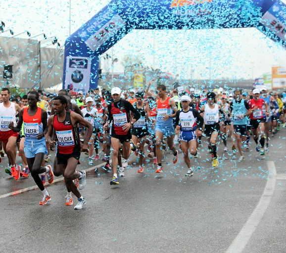 a a a maratona