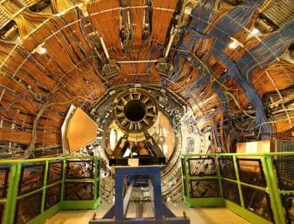 AL CERN DI GINEVRA IL LICEO SCIENTIFICO DELL'ISISS DI BOJANO. SALVATORE BUONTEMPO, SCIENZIATO ED EX ALUNNO DEL LICEO