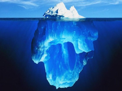 Allarme iceberg. Rotte commerciali a rischio