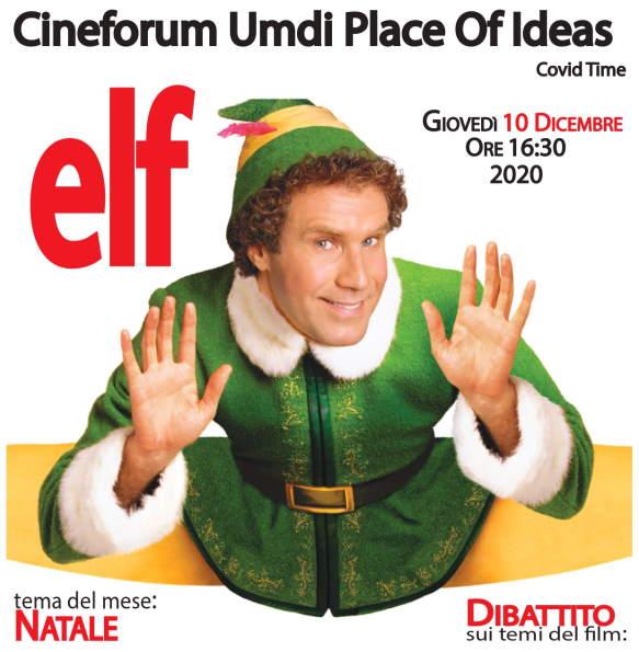 Elf a Bojano col Cineforum Umdi