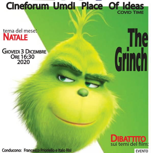 Il Grinch Cineforum Umdi Bojano