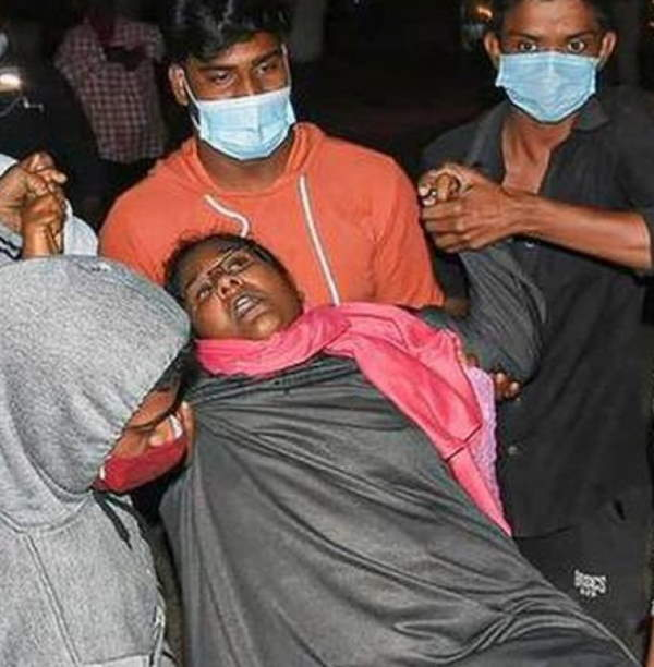 Malattia misteriosa in India
