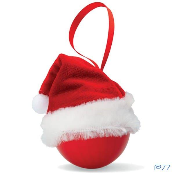 Pallina commemorativa Natale 2020 al sindaco di Bojano, Ruscetta. Messaggio di speranza ai tempi del Covid