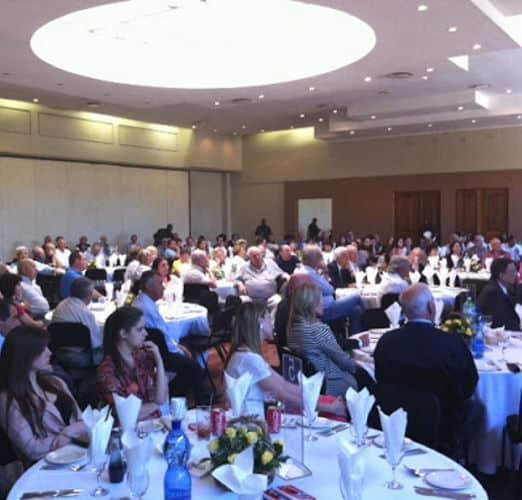 A Johannesburg il Congresso
