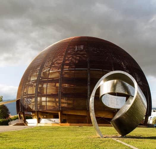 AL CERN DI GINEVRA