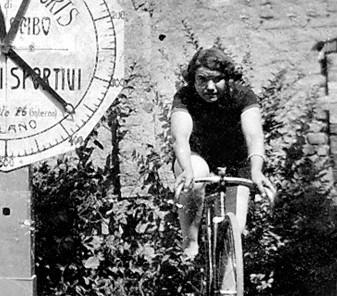 ALFONSINA STRADA, PIONIERA NATA IL 16 MARZO! NEL 1924 FECE SCANDALO, AL GIRO D'ITALIA, TRA I PRIMI 30, MA I SUOI TEMPI NON FURONO CONTEGGIATI