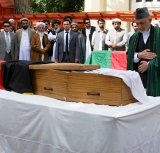 Afghanistan fallito attacco