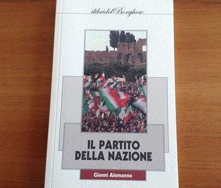 Alemanno presenta a Roma Il Partito della Nazione