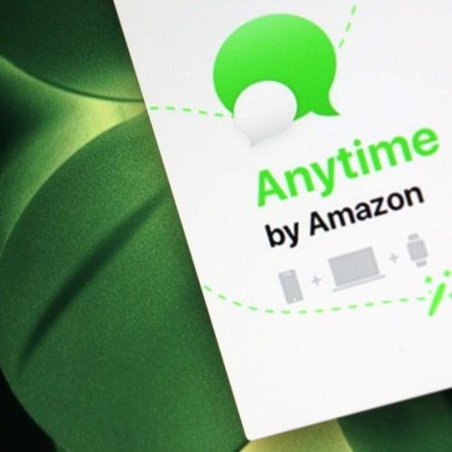 Amazon lancia Anytime, la nuova applicazione di messaggistica. E' guerra con Whatsapp?