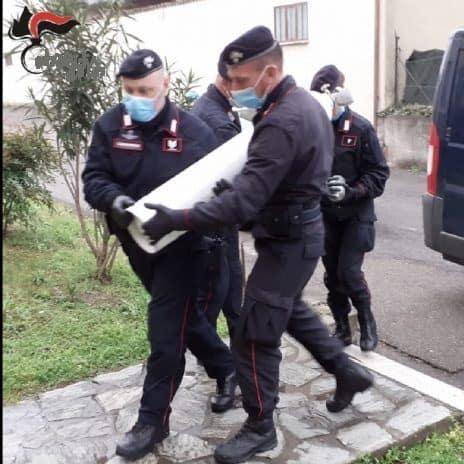Anziano rimasto senza ossigeno, soccorso dai Carabinieri. Chiamateci possiamo aiutarvi!