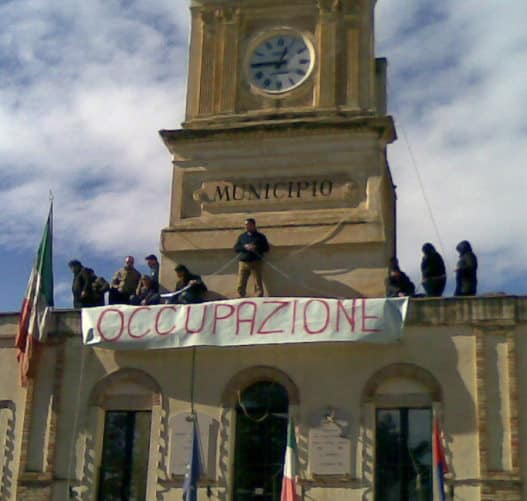 CONTINUA LA PROTESTA A BERNALDA