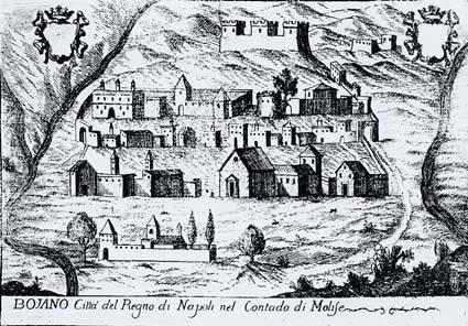 Civita di Bojano: qui si sposarono i genitori di Francesco Amatuzio. Arriva il corso di Genealogia Umdi a visitare gli archivi parrocchiali