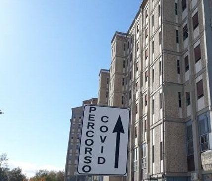 Focolaio Covid Ospedale Cardarelli Campobasso confermato dall'Asrem