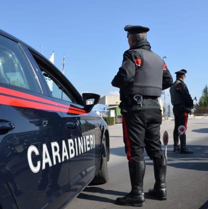 Fuga per la libertà: 40 km di inseguimento, terminato con 2 arresti a Ferrazzano