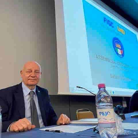 Lega Nazionale Dilettanti Ligure raddoppia la fiducia a Ivaldi rieletto presidente
