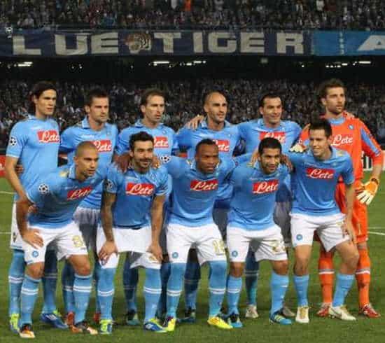 Napoli Champions 2011