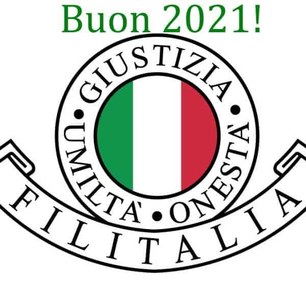 Buon 2021 Filitalia International & Foundation