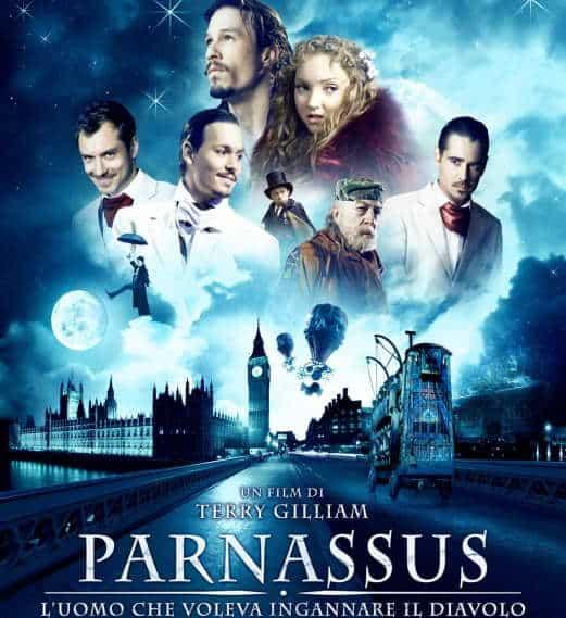 cineforum Parnassus l uomo