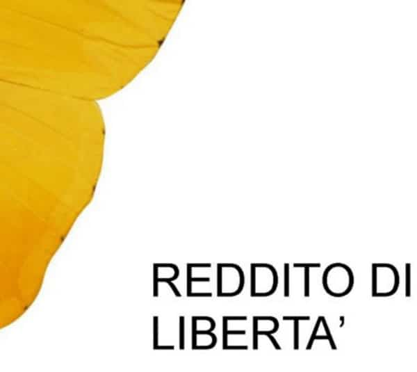 Reddito di libertà è la proposta di legge presentata dal Consigliere Gianluca Cefaratti per le donne vittime di violenza, l'obiettivo è quello di costruire un'identità di donna lavoratrice