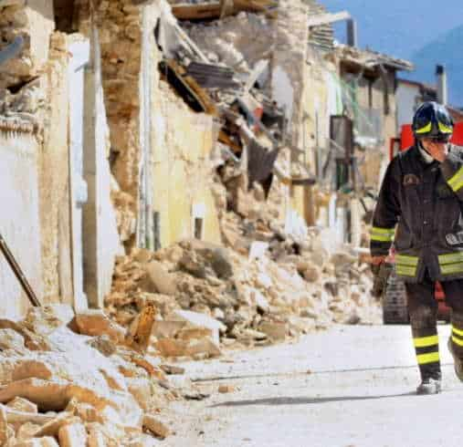 vittime terremoto aquila