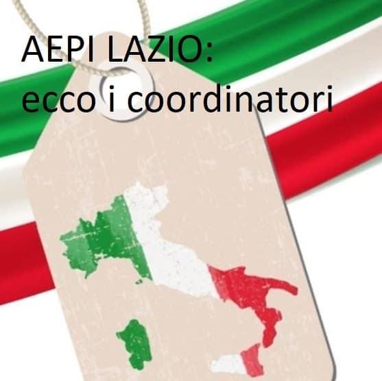 AEPI Lazio si presenta a Rieti, Cassino, Latina, Roma con i referenti provinciali e regionali