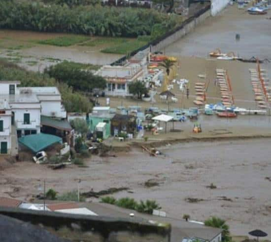 Alluvione Gargano Gabrielli