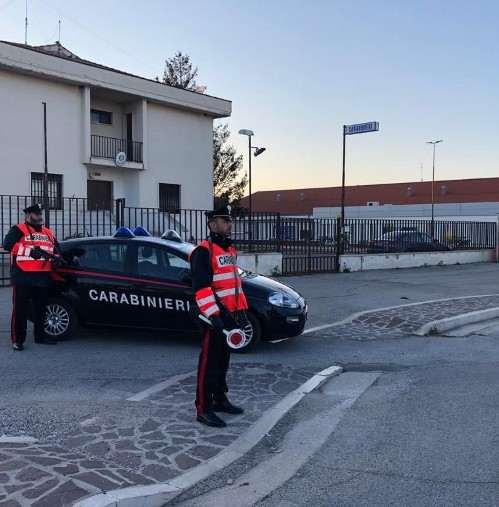 Arrestato a Campomarino dai Carabinieri, era stato preso con un chilo di hashish