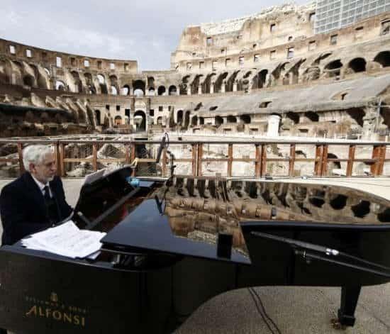 Colosseo riaperto al pubblico