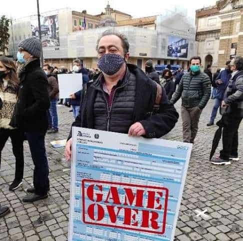 Game over ristoranti pizzerie: sopraffatti dalla crisi scioperano ad oltranza con MIO