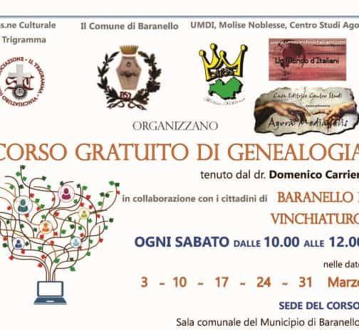 Genealogia nuovo corso