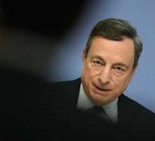 Nuovo Premier Draghi. In via provvisoria accetta con riserva